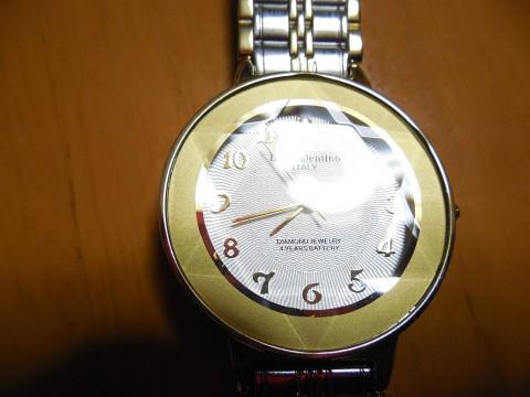 アイザックバレンチノの腕時計です。