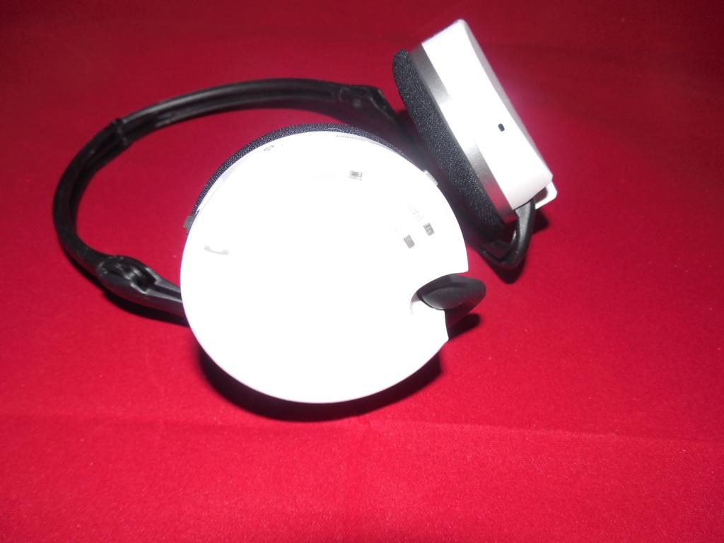 Bluetoothのヘッドホン